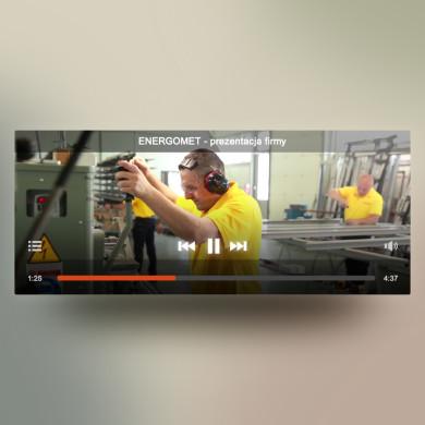 Energomet - film promocyjny
